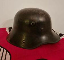 More details for ww1 original m16 german helmet