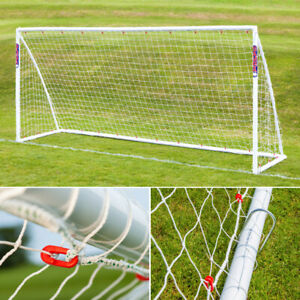 Quality Samba PVC Home Trainer Football Goal Post - Includes net [view sizes]