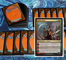 mtg MODERN RED GREEN GRUUL DECK Magic the Gathering rare 60 cards + domri rade