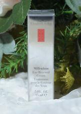 Elizabeth Arden Millenium Eye Renewal Cream Moisture Dryness Fine Lines 0.5 oz