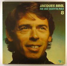 """12"""" LP - Jacques Brel - Ne Me Quitte Pas - D1553 - cleaned"""