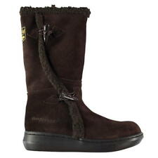 ROCKET DOG SLOPE WOMENS SUEDE WINTER BOOTS  - TRIBAL BROWN – SIZE 3 – BNIB