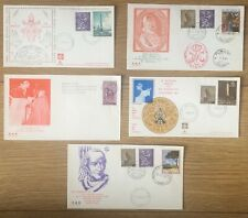 Vatican 1966/68 illustrated Covers