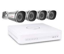 Foscam FN3108XE-B4-1T 4 Kanal PoE Überwachungsset inkl. 1TB Festplatte