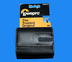 Universal Lowepro Compact Digital Camera Case Pouch Portfino 10 **New**