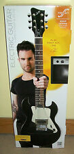 First Act Adam Levin Electric Guitar w/practice amp, guitar strap, picks & cable