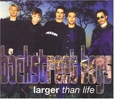 Backstreet Boys Larger than life (1999) [Maxi-CD]