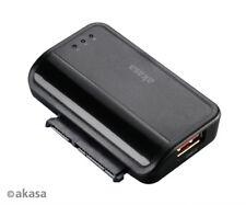 Akasa AK-AU3-02BKCM Flextor Disklink H USB 3.0 Adaptor for HDD/SSD