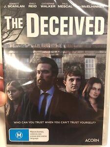 NEW & SEALED The Deceived - DVD 2020 Aus Region 4 Series Season Fast Post