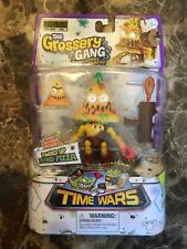 "Grossery Gang Series 5 Time Wars ""Putrid Pizza"" Powered Up Action Figure"