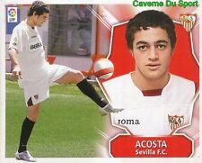 LAUTARO ACOSTA ARGENTINA SEVILLA.FC ULTIMOS STICKER LIGA ESTE 2009 PANINI