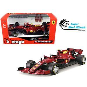 Bburago 1:43 - Ferrari Racing - 2020 F1 F1000 Tuscan GP #16 Charles Leclerc