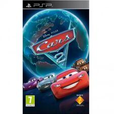 Disney Pixar Cars 2 Essentials PSP -