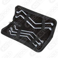 Ks Tools Bremsen-Entlüftungsschlüssel-Satz, 5 Piezas 7-11 518.0300 Bremsentlüftu