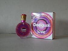 DESIGUAL Love 30ml eau de toilette Spray(100ml/€56,63)