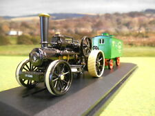 OXFORD 1/76 GDSF FOWLER PLOUGHING ENGINE BRISTOL ROVER & LIVING WAGON 76FBB002