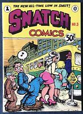 Snatch Comics #3 Underground Comix R. Crumb Classic