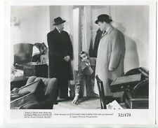 "Scotland Yard Inspector 8""x10"" Black and White Promo Still George Romero FN"