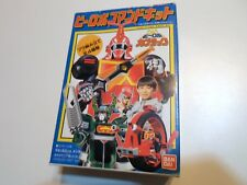 Beetleborgs Plastic Model Action Figure candy toy Bandai BeeRobo Command Kit