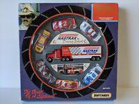 1992 Matchbox 1:64 Diecast Richard Petty Rodney Combs Nastrak Driving School NEW