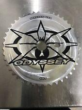 Odyssey Black Widow 44 Tooth BMX Sprocket 44t Midschool