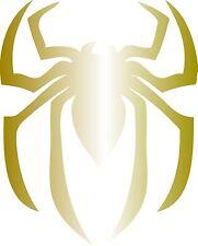 Wall Window Vehicle Vinyl Sticker Super Hero Spiderman Silhouette Decal Spider