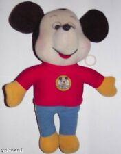 Mickey Mouse Club Talking Plus Doll WD Productions - talker works; Knickerbocker