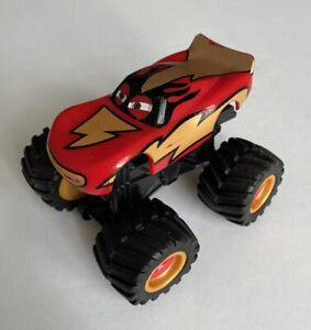 Disney Pixar Cars Toon Frightening McMean Lightning McQueen Monster truck 1:43