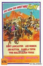 The Hallelujah Trail (DVD, 2006)