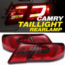 LED Tail Lights Rear Lamps Red Clear color For 2006-2011 Toyota Camry tail lamp