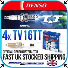 FORD FOCUS III 1.6 120 CV 4x candele Denso-tv16tt-un set Flexifuel, GPL