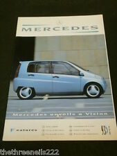 MERCEDES MAGAZINE - AUTUMN 1993 - C-CLASS
