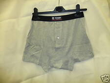 Rangers Boys Boxer shorts 100% Grey cotton Medium