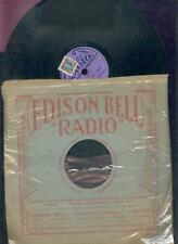 78 T Edison Bell Indian Love Call/I hear you calling me
