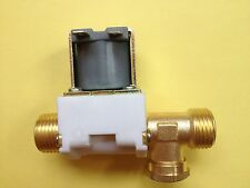 """220VAC Electric Solenoid Valve For Water Air 1/2"""" Normally Closed Brand New"""