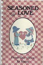 *FLINT MI 1991 LANDMARK BAPTIST TEMPLE CHURCH RARE COOK BOOK *SEASONED WITH LOVE