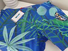 Orlebar Brown Bulldog Konstantin Midnight Monarch Swim Trunk Shorts Size 36