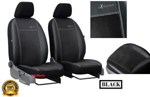 EcoLeather +Alicante Tailored Front Seat Covers 1+1 >CITROEN SPACETOURER  2017->