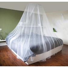 XXL Doppelbett Moskitonetz Fliegengitter Fliegennetz Mückennetz Betthimmel DE