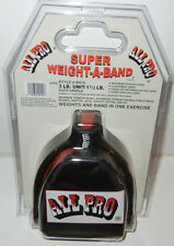 ALL PRO WEIGHT A BAND SUPER MAXIMUM TENSION RESISTANCE BAND                    3