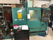 Matsuura Mc 600 Vf Vertica Machining Center