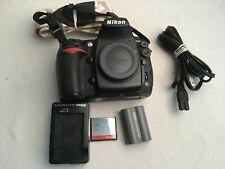 Nikon D700 12.1MP Digital SLR Camera Body with 16gb card