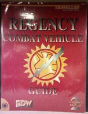 Traveller The New Era RPG - Regents Vehicle Guide - Excellent Combine Shipping
