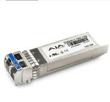 AJA FIBERLC-1RX-12G 1 Channel 12G-SDI Single Mode LC Fiber Receiver SFP