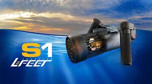 Lefeet S1 Electric Underwater Compact Sea Scooter Scuba Snorkeling