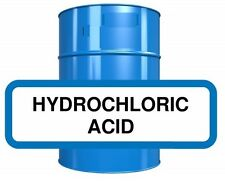 Hydrochloric Acid  36% 25 Litres – Industrial Strength Brick & Patio Cleaner 1 2