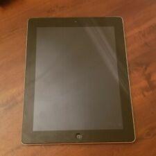 Apple iPad 2 64GB, Wi-Fi + 3G, 9.7in - Black - Used - Free Shipping