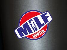 1 x Aufkleber Milf Hunter Sticker Mother Mutter Tuning Autoaufkleber Shocker Fun