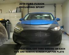 Lebra Front End Cover Bra Mask Fits Ford Fusion 2019-2020 19 20 EXC.Sport  model
