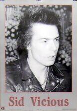 Sid Vicious 24x35 Close Up Poster 1987 Sex Pistols